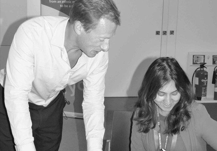 Executive coaching based in London